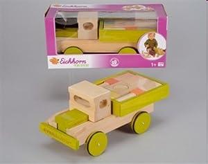 Eichhorn 4202  - Pura Eh N. 22tlg construcción de Camiones. (Simba Dickie)