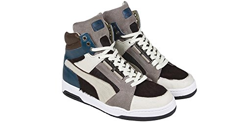 Puma Slipstream X Made In Italy Herren Hi-Top-Sneaker 357261 Größe 41-46 Dark Grey