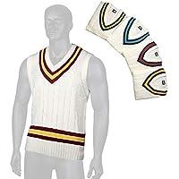 Gunn & Moore 70438601 - Camisa/Camiseta para niño, color marrón/amarillo, talla M