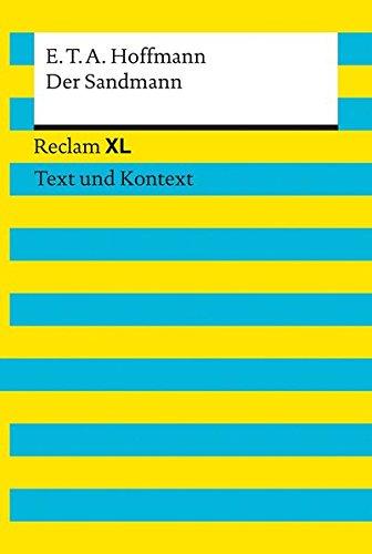 einfach deutsch der sandmann Der Sandmann. Textausgabe mit Kommentar und Materialien: Reclam XL – Text und Kontext