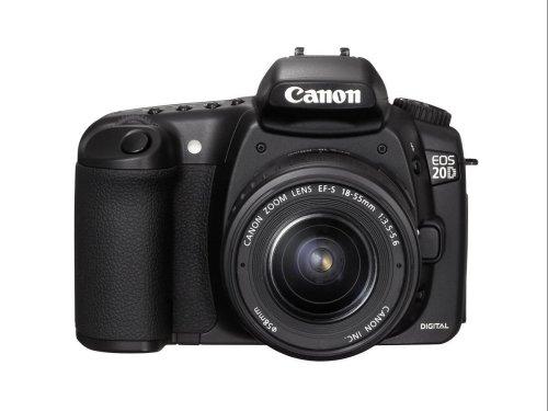 Canon EOS 20D Appareil Photo numérique SLR Boîtier 8Mega Pixels, Seulement