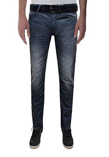 Crosshatch - Jeans - Slim - Homme Gris - Gris