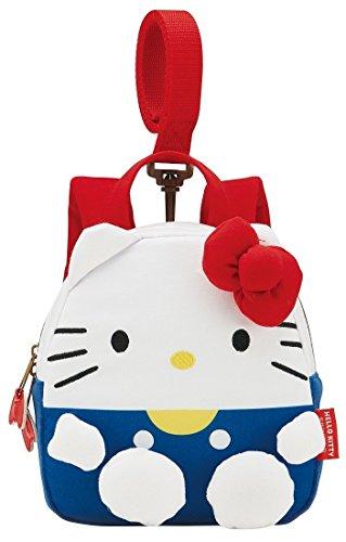 Skater Sanrio Hello Kitty Federt Day Bag Rucksack rnhd1 -