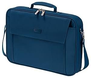 Dicota D30919 Sacoche avec bandoulière pour Ordinateur Portable Bleu