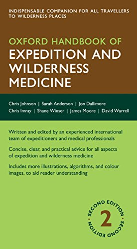 Oxford Handbook of Expedition and Wilderness Medicine (Oxford Medical Handbooks) (English Edition)