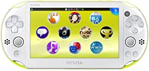 PSVita Slim Lime Green White - Wi-fi (PCH-2000 ZA12) [import Japon]