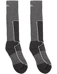 MagiDeal 1 Par de Calcetines Largos de Esquí de Hombres Accesorio para Deportes de Invierno Snowboard Escalada Cuidado al Pie