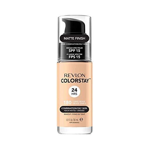 Revlon ColorStay Base Maquillaje piel mixto/graso