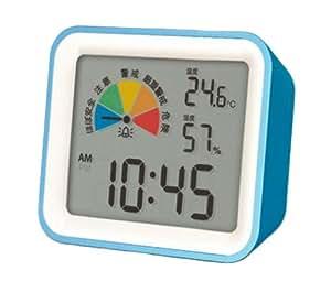 Mondo avert, thermomètre bleu