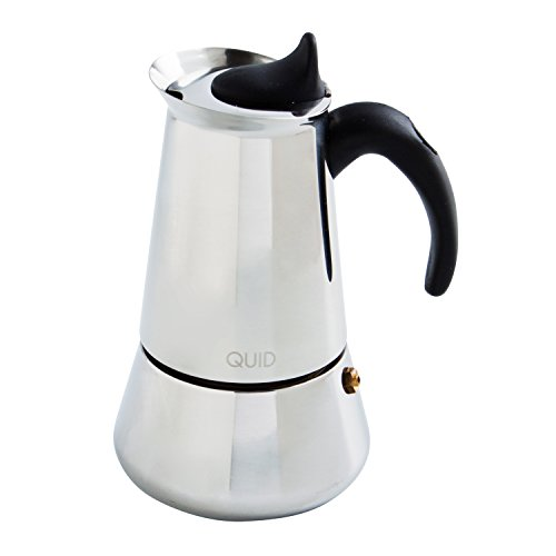 Quid Cafetière Genova Induction 4 Tasses 4 Tasses