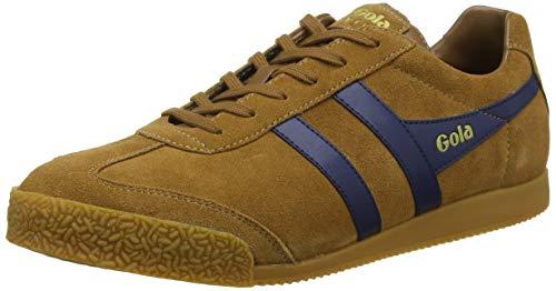 Gola Herren Cma192 Sneaker, Braun (Caramel/Navy CL), 42 EU Cl Sneaker