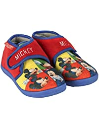TOPOLINO - Zapatillas de estar por casa de Material Sintético para niño azul turquesa