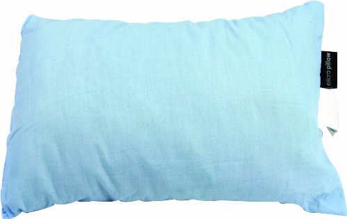 Highlander  Reisekissen mit Packtasche MICRO PILLOW, blau, One Size, SB062-LB