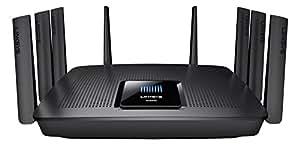 Linksys EA9500-EU Routeur Wi-Fi MAX-STREAM AC5400 MU-MIMO triple bande