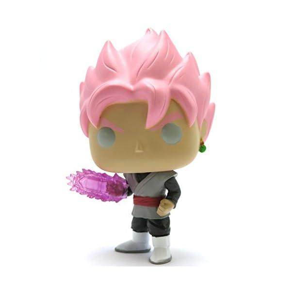 Funko Pop Goku Super Saiyan Rosado (Dragon Ball Super 260) Funko Pop Dragon Ball