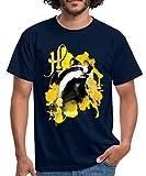 Photo de Spreadshirt Harry Potter Blaireau Poufsouffle T-Shirt Homme par Spreadshirt