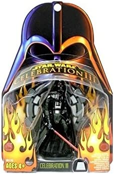 Parler Parler Parler Celebration III de Darth Vader exclusives - Star Wars La Revanche des Sith la Collection 2005 par Hasbro | Exceptionnelle  d763a5