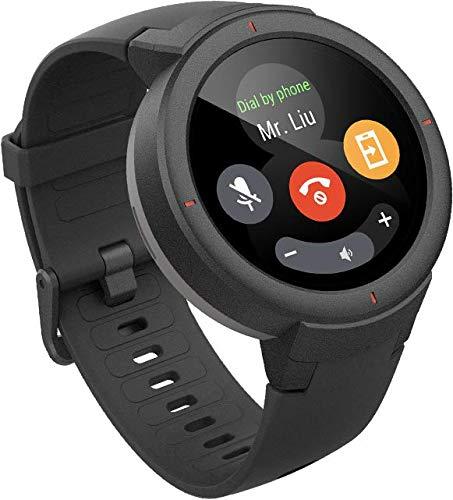 Reloj deportivo Xiaomi Amazfit Verge Pantalla táctil azul 360 x 360 Pixel Bluetooth