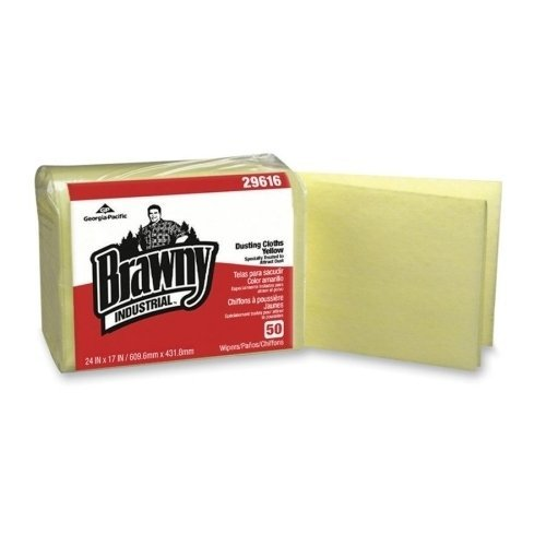 georgia-pacific-brawny-industrial-dusting-wipe-50-ea-pk-by-georgia-pacific-professional