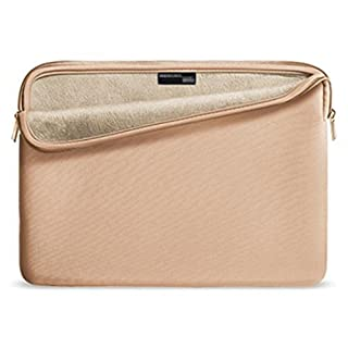 Artwizz Neoprene Sleeve Case with zipper for MacBook Air & Pro 13 'gold