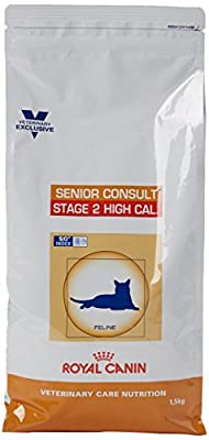 Royal Canin Vet Care Nutrition Cat Food Senior Consult Stage-2 High Calorie 1.5 Kg