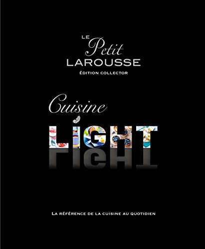 Petit Larousse cuisine light dition collector