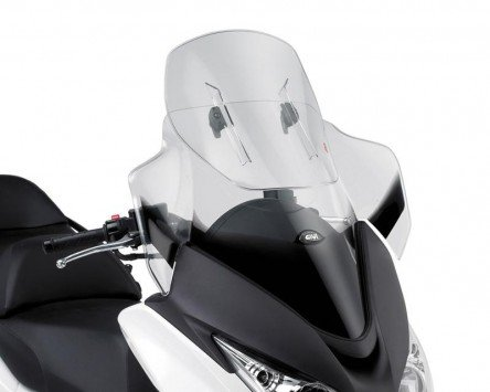 GiVi Airflow Wind Deflector for Honda SW-T 400 600 Since 2009