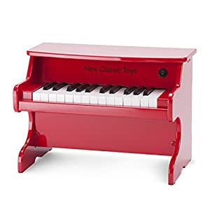 New Classic Toys - 10160 - E-Piano En Rouge