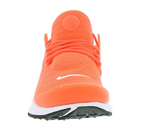 Nike Wmns Air Presto, Chaussures de Sport Femme Orange - Naranja (Ttl Crmsn / Brght Crmsn-Wht-Blck)