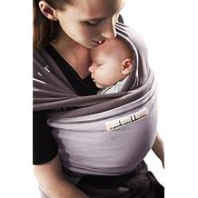 Amazon.fr   porte bebe physiologique - Marron 0a19b43a3eb