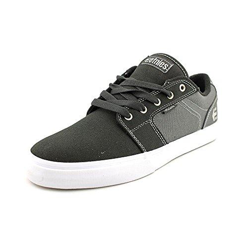 Etnies Barge LS, Chaussures à lacets et coupe classique homme Noir - Black Grey
