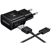 Samsung EP-TA20EBECGWW Ladeadapter mit Schnellladefunktion (USB Typ-C) schwarz