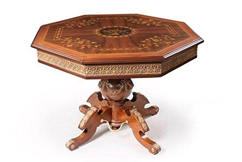 LouisXV Table octogonale Baroque Rococo MoTa0688