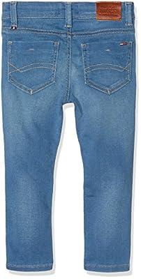 Tommy Hilfiger Boy's Scanton Slim Ssmmstr Jeans