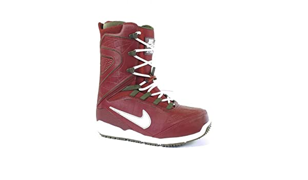 9ddc85dfc9206 Nike Snowboarding Kaiju 12/13 Boots - Team Red/White-Deep Smoke UK ...