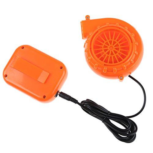 AL (R) Mini Geblaese fuer Maskottchen Kopf Aufblasbares Kostuem 6V Angetrieben durch trockene Batterie (Aufblasbare Maskottchen Kostüme)