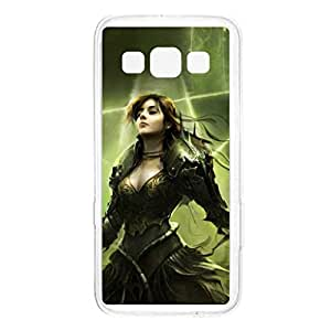 a AND b Designer Printed Mobile Back Cover / Back Case For Samsung Galaxy A3 (SG_A3_2107)