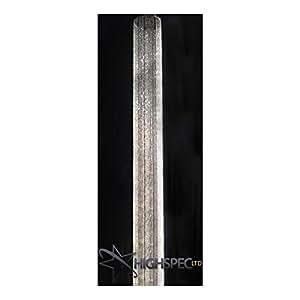12m avec pampilles en cristal perle Colonne Idéal pour les mariages Rideau avec 120brins de perles nacrées irisé