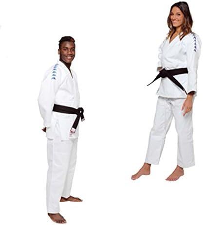 Judogi Kappa Sydney Bianco Bianco Bianco IJF Approved (TG. 155) B01BO23C5C Parent | Di Alta Qualità E Poco Costoso  | Consegna ragionevole e consegna puntuale  | Molte varietà  | Discount  94fc94