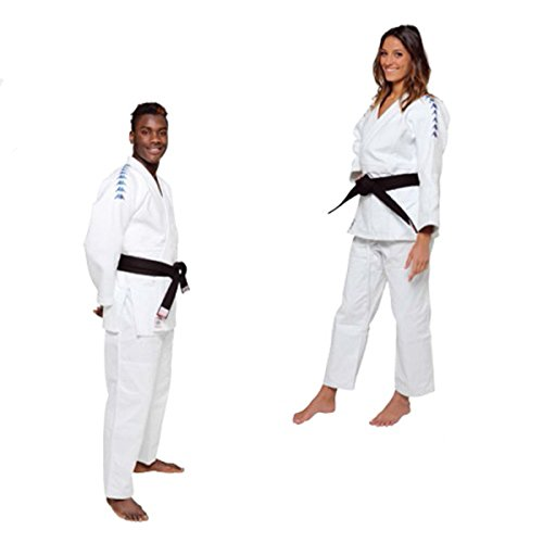Judogi kappa sydney bianco ijf approved (tg. 155)