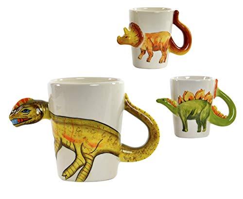Item SM-156196 Taza-Mug Dinosaurio 3D 16X10Cm