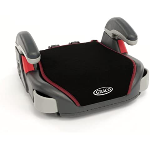 Graco Booster Junior Group 3 Car Seat (Damson)