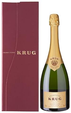 Krug Grande Cuvée Champagne Non Vintage 75 cl