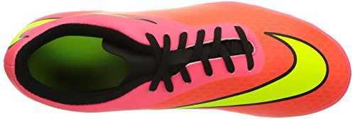 Nike Hypervenom Phade Fg, Chaussures de football homme Orange (Total Crimson/Volt-Hyper Punch-Black)