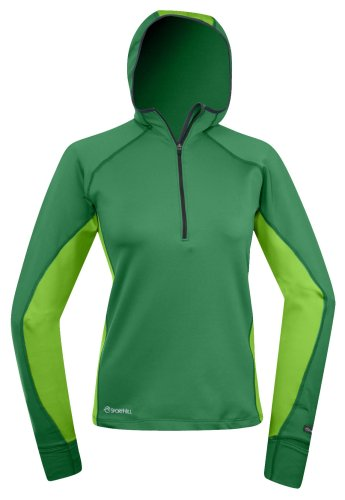 sporthill Damen Swift Dry Pro Zip Top S Grape Royal Nordic