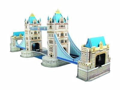 Simba 106137415 - Puzzle en 3D diseño Tower Bridge [Importado de Alemania] por Simba Toys