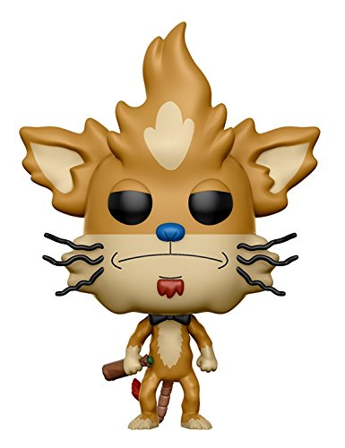 Funko Pop! - Vinyl: Rick & Morty: Squanchy (12444)