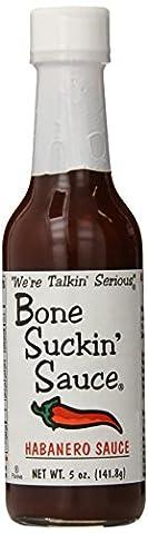 Bone Suckin' Habanero Sauce - 141g (5 oz)
