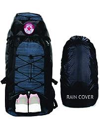 POLESTAR Flyer Navy 55 ltrs Rucksack for Hiking Trekking/Travel Backpack…
