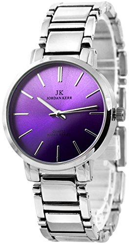 Außergewöhnliche JORDAN KERR Armbanduhr für Damen + Geschenkebox, ZJ33Y03A/2